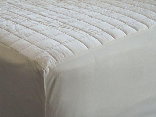 Organic Cotton Mattress Pad Organic Grace