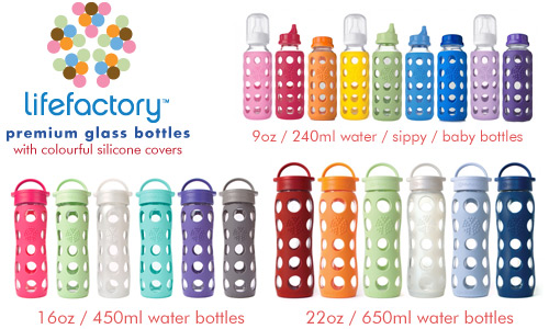 Lifefactory Glass Bottles Healthy People Healthy Planet