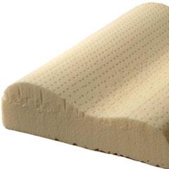 contour natural latex pillow by purerest