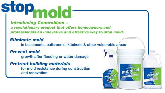 Concrobium Mold Control Healthy People Healthy Planet