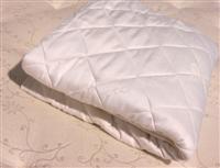 organic cotton washable wool mattress pad