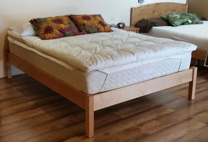 Pacific Rim Solid Wood Furniture Organic Grace