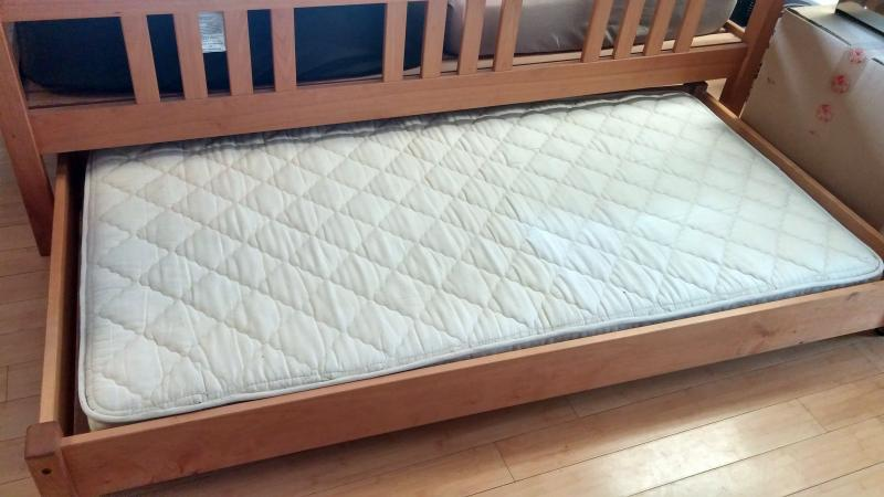 Sale Local Only Trundle Bed Mattress Healthy People Healthy